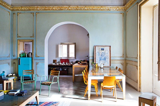 Italian Interior Design 20 Images of Italys Most Beautiful Homes