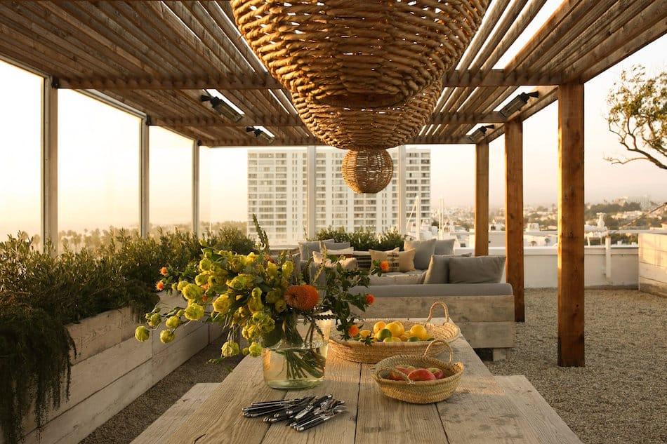 roof deck by Alexander Design