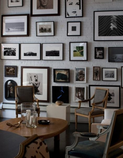 A Designer and a Gallerist Create the Ultimate Salon Walls | The Study