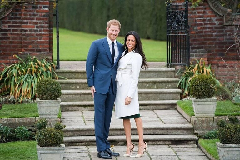 Meghan Markle and Prince Harry Engagement Announcement