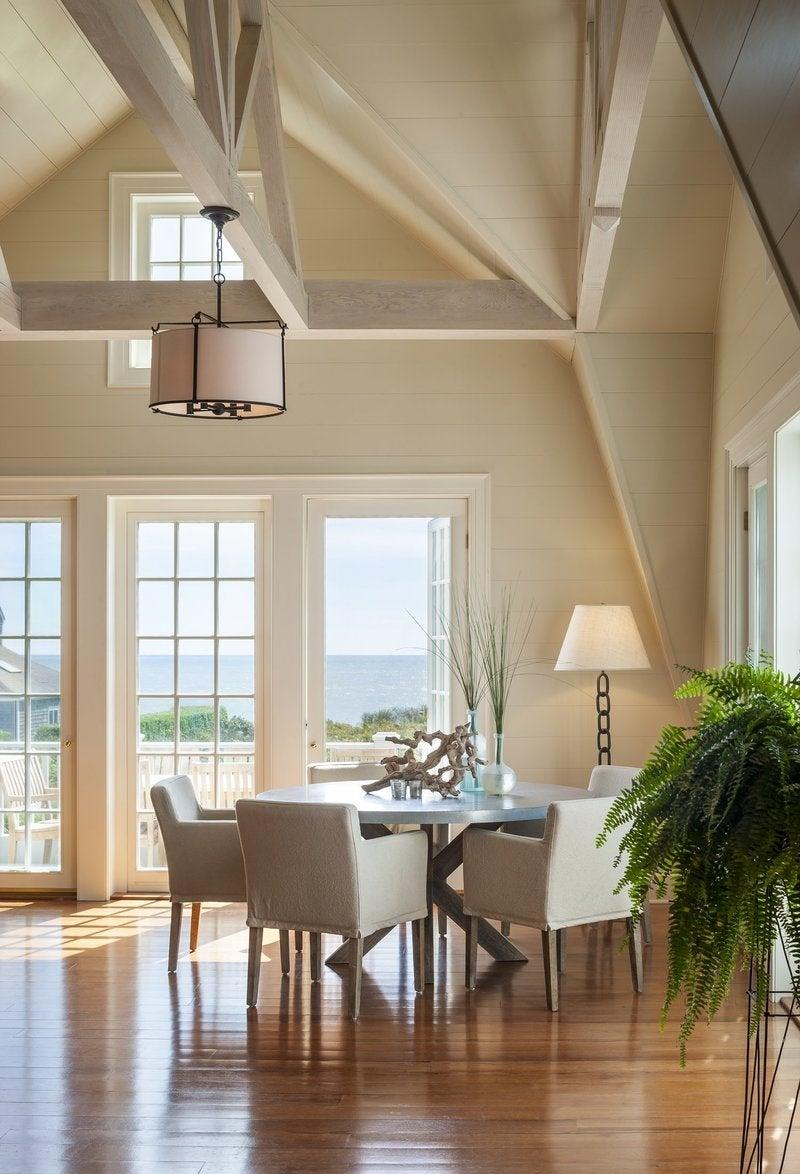 Nantucket Oceanfront Residence By Brian J. McCarthy. Photo By Nancy Hill U0026  Warren Jagger