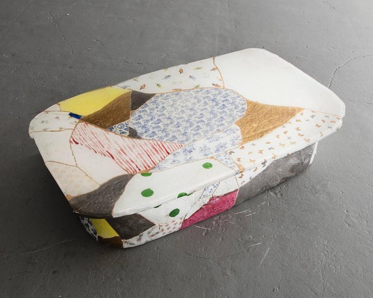 Lee Hun Chung ceramic table