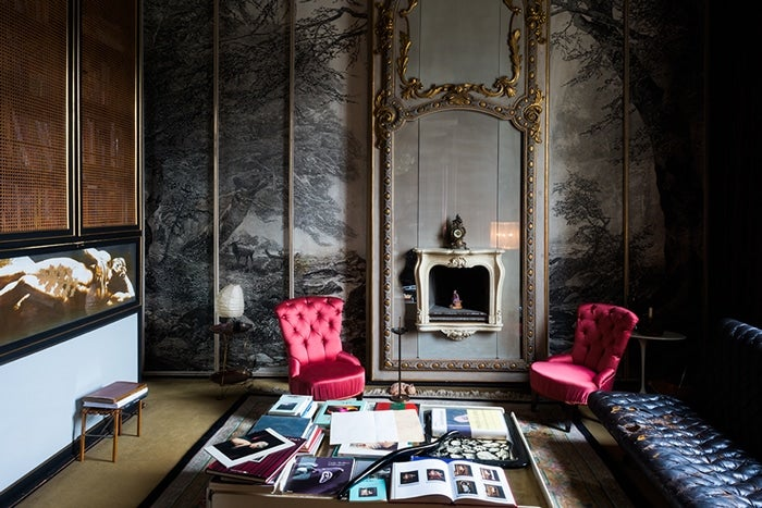 Carlo Mollino Turin House 1stdibs. Italian Interior Design  20 Images of Italy s Most Beautiful Homes