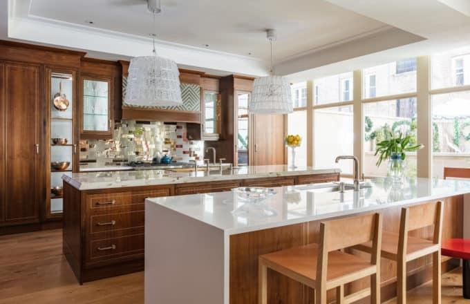 Clive Christian kitchen Kips Bay Show House