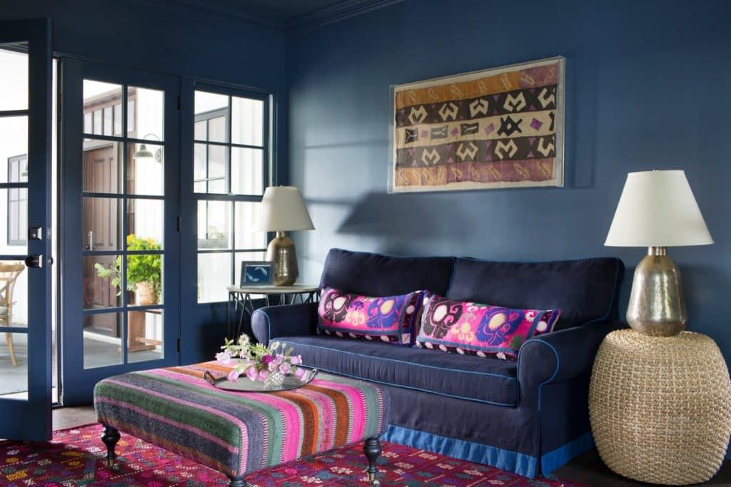 Cloth & Kind living room