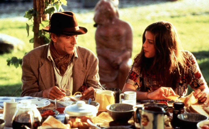 Stealing Beauty Jeremy Irons Liv Tyler