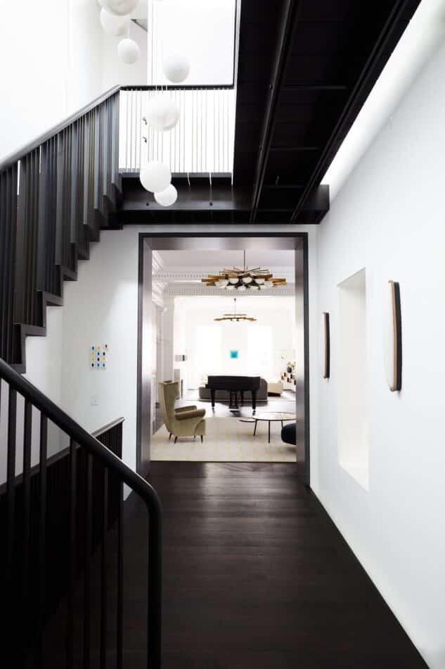 Leroy Street Studio entryway