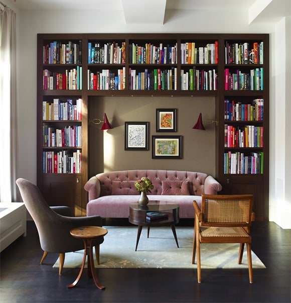 17 Smart Small Spaces | The Study