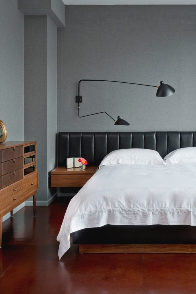 22 Dreamy Gray Bedrooms The Study