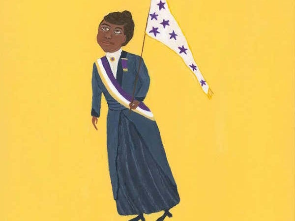 featured image for post: On the Centennial of Women's Voting Rights, Suffragette Style Still Makes a Statement