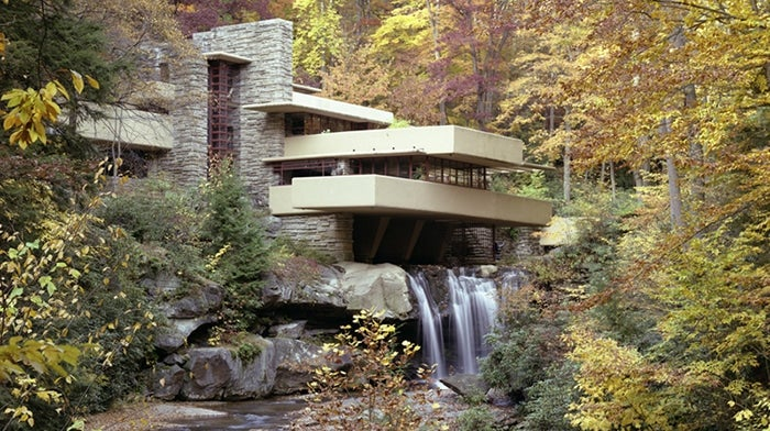 Fallingwater Travel Guide Banner