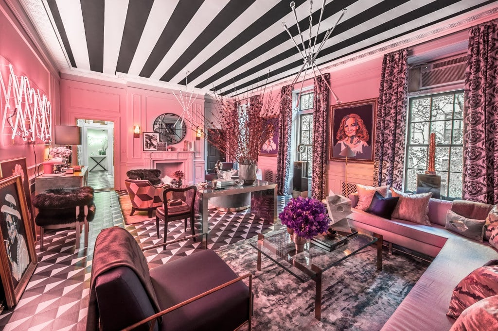 Holiday House NYC 2015: See an Upper East Side Mansion Transformed