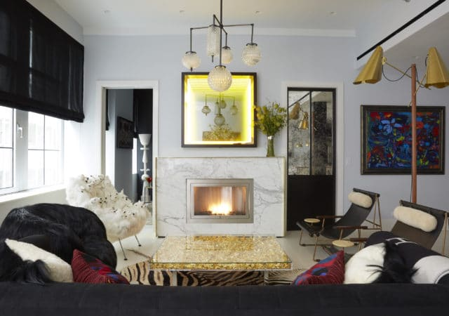 featured image for post: A Room We Love from the 1stDibs 50: Fawn Galli