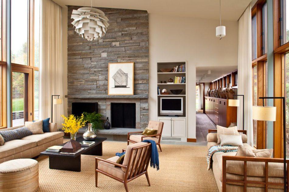 Glen Gissler living room
