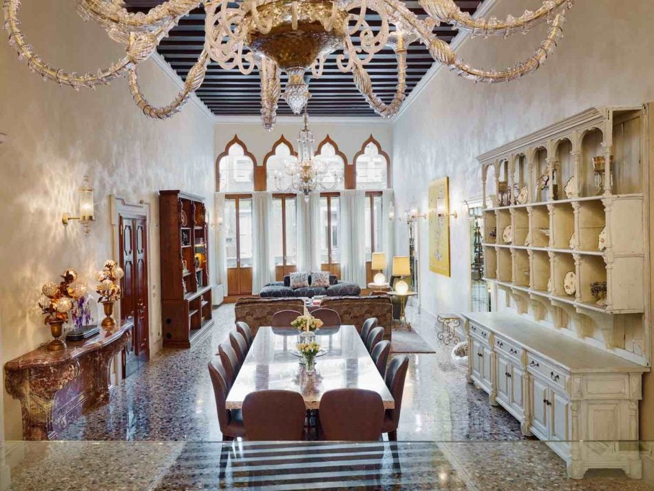 Godrich Interiors Venice Dining Room