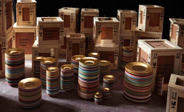Stack by Paul Smith for 1882 Ltd.