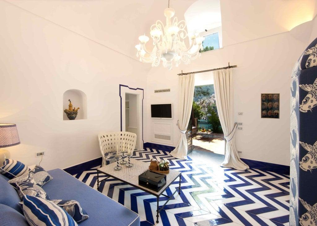 7 alluring italian hotels for design lovers the study for Hotel design italia