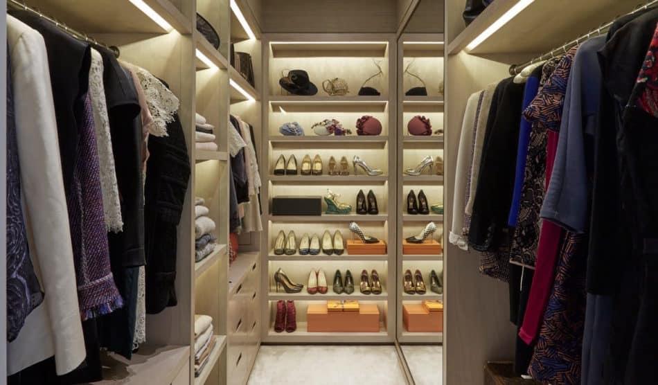 Helen Green Design closet