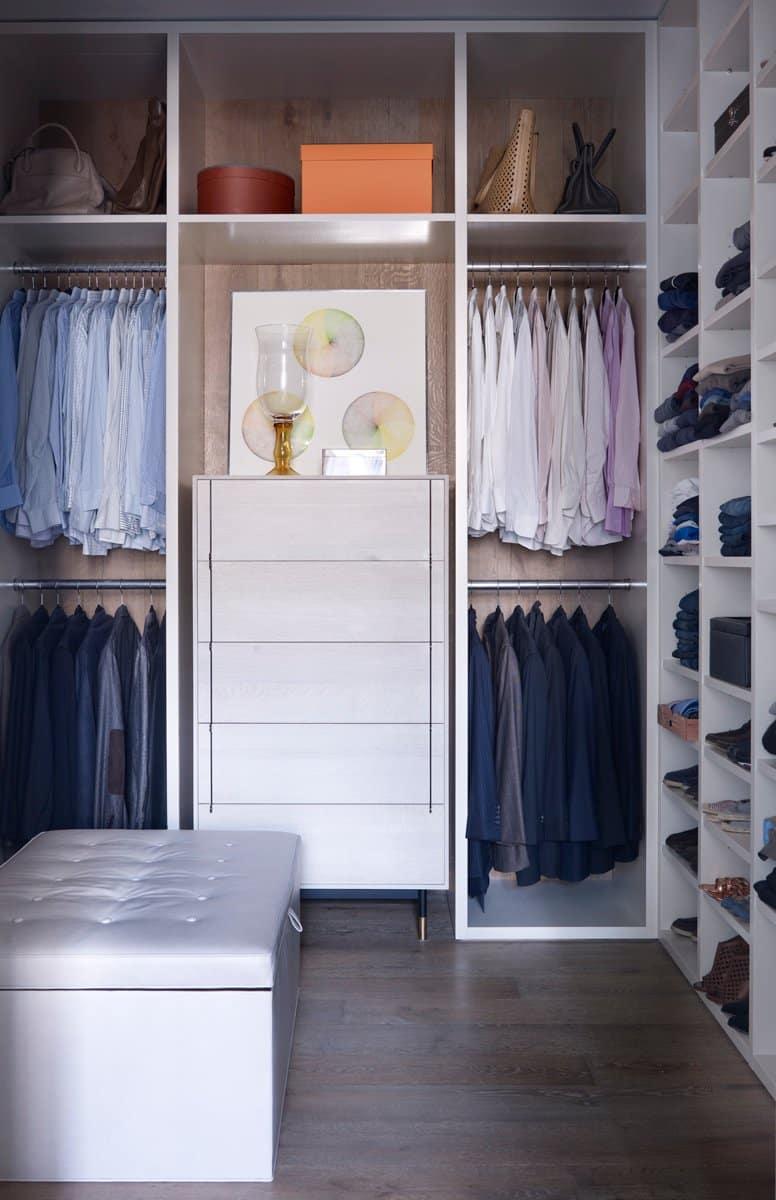 Shawn Henderson closet