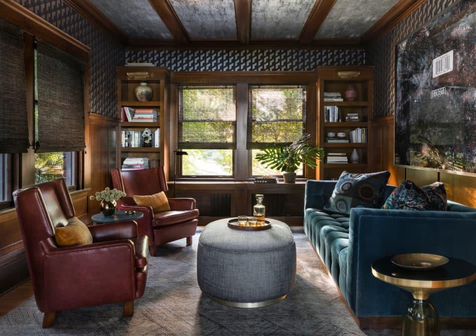 A Hoedemaker Pfeiffer-designed library in Seattle
