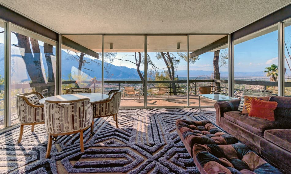 The Interior or Steve McQueen's Home
