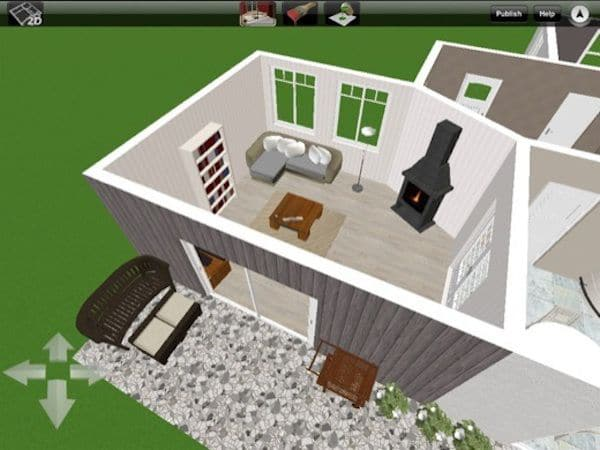 Home Design 3d Gold the dream home in 3d home design ipad 3 youtube with regard to home design 3d Home Design 3d Gold