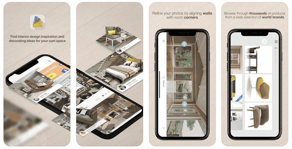 HomeStyler Bills Itself As A Virtual Fitting Room And Rightly So Try Out Different Looks For Your Space By Superimposing Real Products 3D Models Of