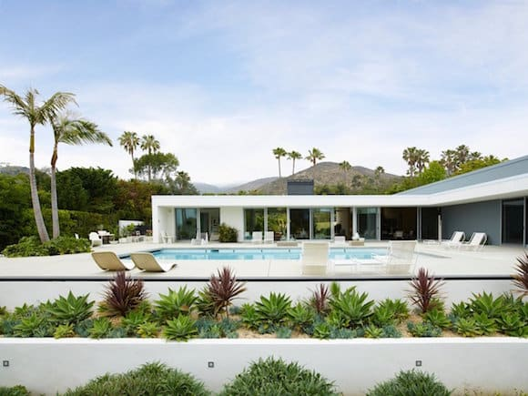 22 incredible pools 1stdibs for Southern california architecture firms