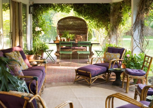 featured image for post: 14 Blissful Patios Made for Lounging