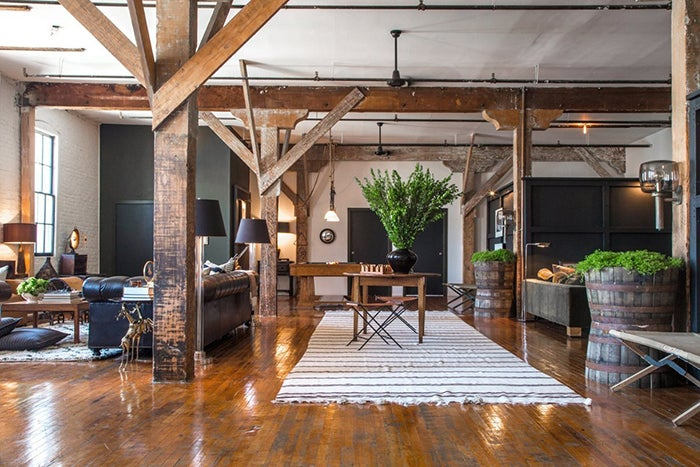 Boutique Hammer Spear Bring Their Design Expertise And Eclectic Taste To Bear In Downtown Los Angeles Loft Home Image Via Apartment Therapy