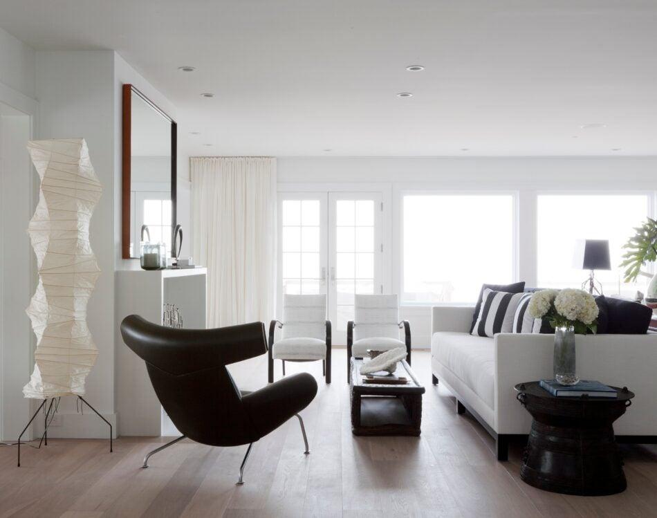 Foley & Cox living room