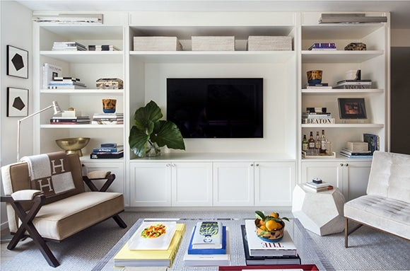 Custome Living Room For Apartment