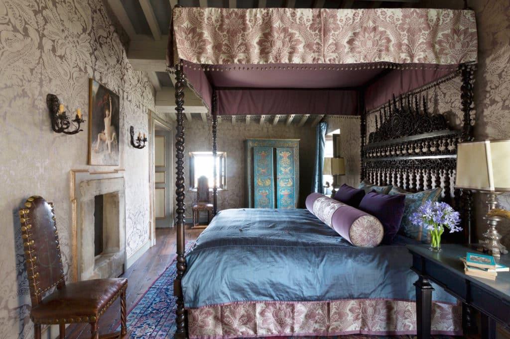 bedroom by Martyn Lawrence Bullard