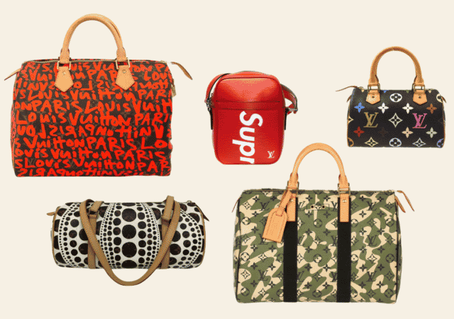 featured image for post: Inside Louis Vuitton's Most Popular Handbag Collaborations