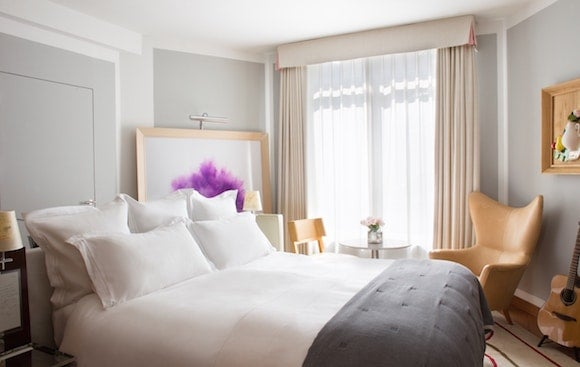 5 Ways To Transform Your Bedroom Into A Hotel Style Escape · 4 Interior  Design Solutions For Spring