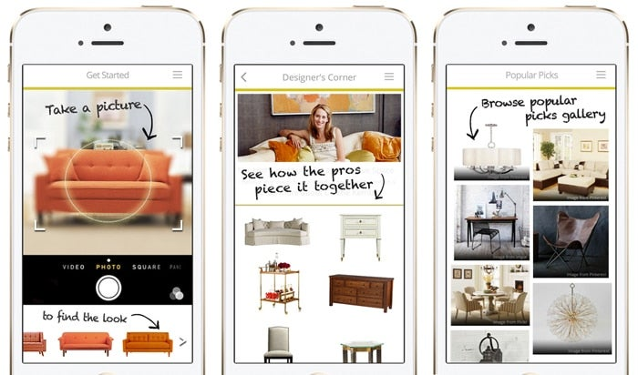 like that decor app - First Dibs Home Decor