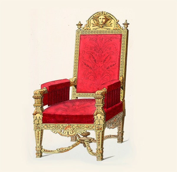 featured image for post: How to Spot Louis XIV, Louis XV and Louis XVI Chairs