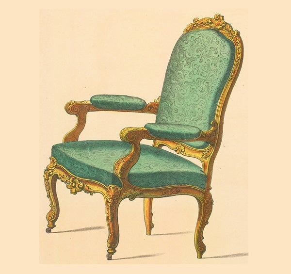Louis Xiv Furniture Style: Louis XVI, Louis XV & Louis XIV: How To Spot Differences