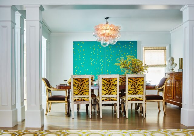 featured image for post: How Today's Interior Designers Are Decorating with Animal Prints