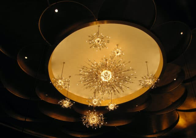 featured image for post: A Tale of Two Sputnik Chandeliers