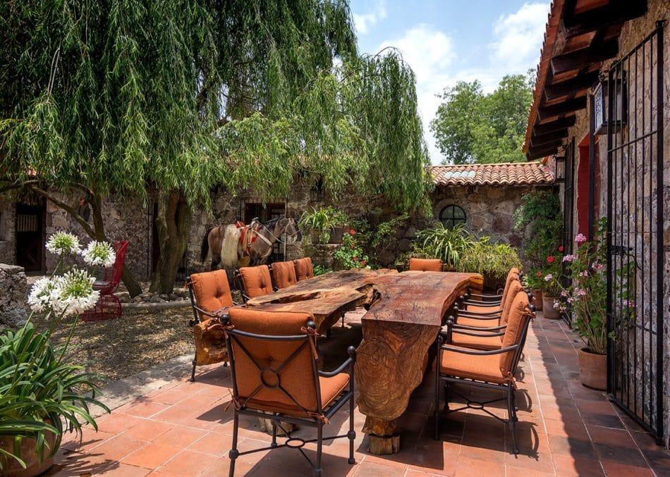 23 Incredible Diy Outside Bar Ideas: 23 Incredible Outdoor Dining Spaces