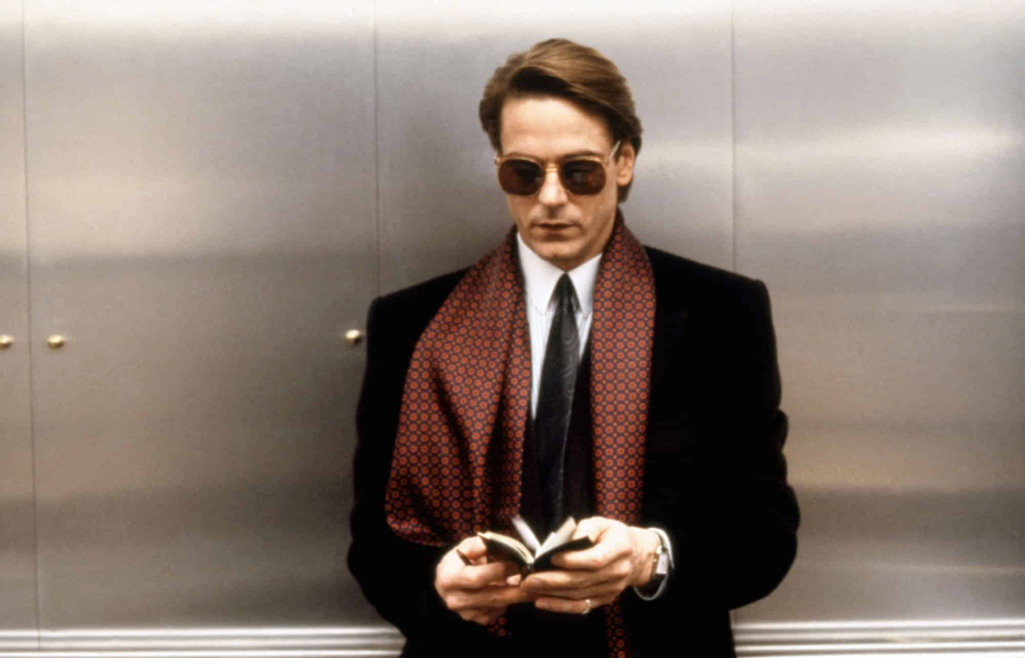 DEAD RINGERS, Jeremy Irons
