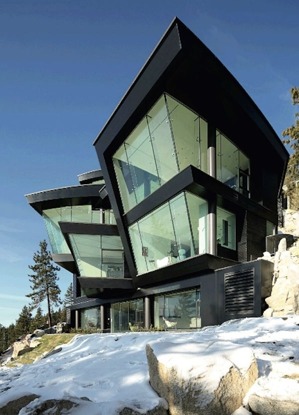 Mark Dziewulski Lake Tahoe House