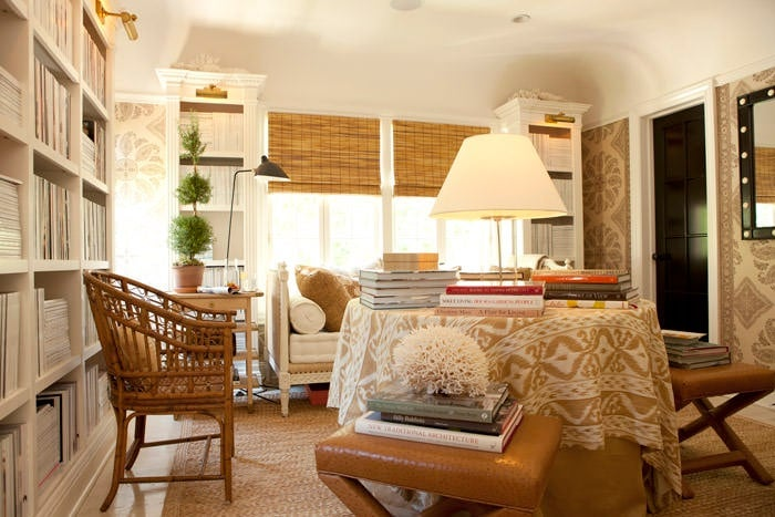 Mark-Sikes-Hollywood-Hills-Book-Room