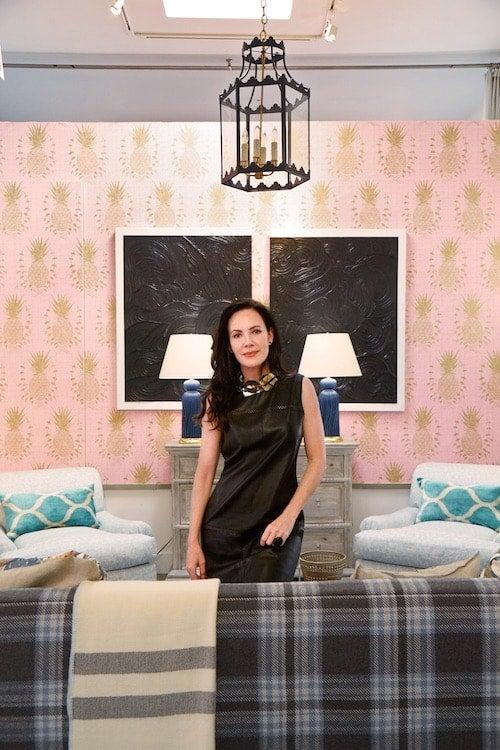 Mary McDonald Shopping In Los Angelesu0027s La Cienega Design Quarter. Photo By  Manfredi Gioacchini