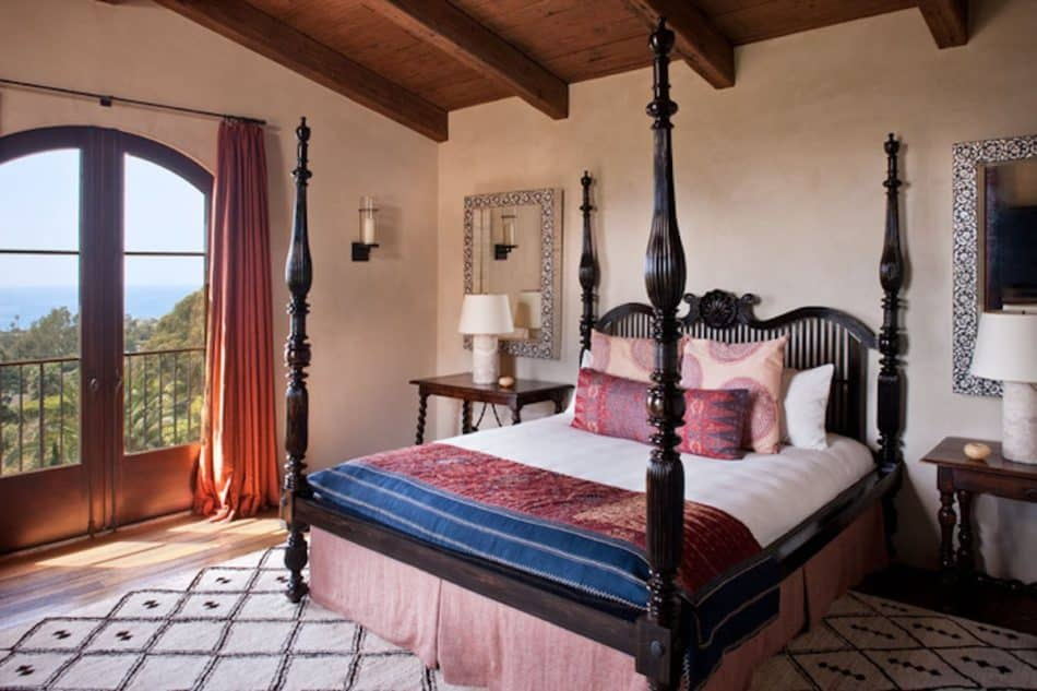 traditional bedroom by Michael S. Smith