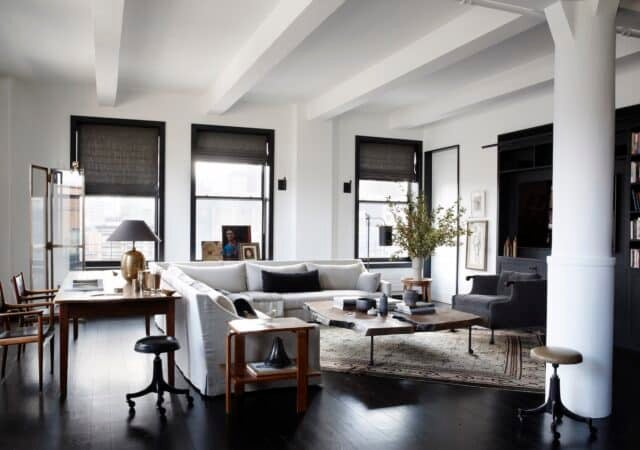 featured image for post: A Room We Love from the 1stDibs 50: Monique Gibson Interior Design