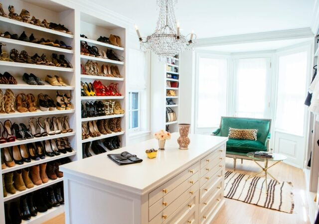 featured image for post: 41 Dream Closets and Dressing Rooms