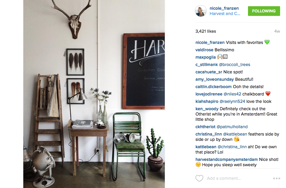 How To Take Great Interior Shots For Instagram