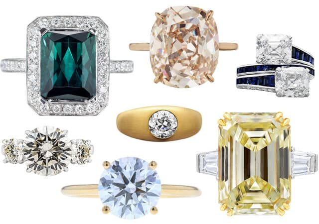 featured image for post: Over The Moon Founder Alexandra Macon Talks All Things Engagement Rings